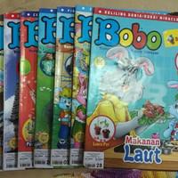 Majalah BOBO Tahun 2015 Edisinya lihat di DESKRIPSI