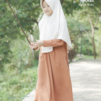 Hijab Alila Kids - Gamis Hari (size 6)