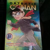 komik bekas new detective conan 1-35 set