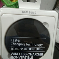 SAMSUNG WIRELESS charger EP-PG950 Ori SIEN segel