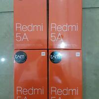Hp xiomi Red mi 5A garansi TAM RAM 2GB ROM 16GB