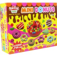 Fun Doh Mini Donuts Mainan Lilin