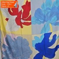Jilbab Segi Empat 1729-2- Jilbab Casual - Soie Silk - Import Quality