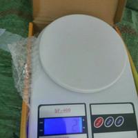 ( max 10 ) timbangan digital sf-400 / elektrinik kitchen scale sf 400