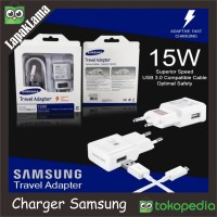 Charger HP 2A Samsung Note 4 9V ORI 100% Chargeran Kabel Data ORI 100%