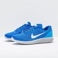 Sepatu Lari Original Nike Lunarglide 9 Hyper Cobalt 904715405