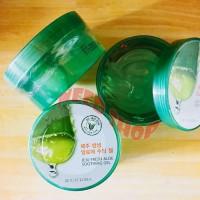 BEAUTY KOREA - JEJU FRESH ALOE SOOTHING GEL 300 ML ORIGINAL BPOM