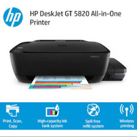 PRINTER HP DESKJET GT 5820 WIFI ALL IN ONE