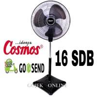 Stand Fan Kipas Angin Berdiri COSMOS 16 SDB - EKONOMIS