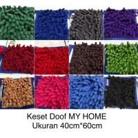 Keset Cendol / Keset Microfiber Doff MY HOME