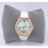 sale jam tangan wanita murah original import vincci murah white 2149