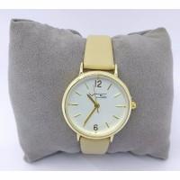 sale jam tangan wanita pria murah original import vincci murah beige