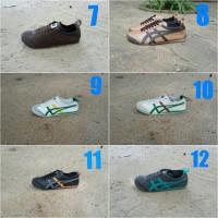 Sepatu Pria Sneakers Asics Onitsuka Tiger Kets Sekolah