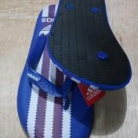 Sandal Adidas Stripes Import Grade Ori
