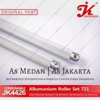 Alluminium Roller Set   Sparepart Mesin Cutting Sticker Jinka 721