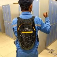 Tas Kecil Mini Lipat Dompet Backpack Sepeda Gunung Outdoor 18L -