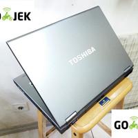 Laptop Executive Mewah TOSHIBA - Laptop Bekas Kelas Atas