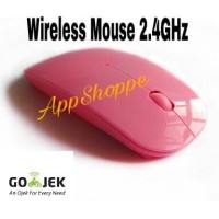 WIRELESS MAGIC MOUSE APPLE OPTICAL 2 4GHz MACBOOK LAPTOP PC PINK
