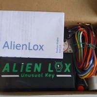 Ready Alien Lox Alarm Motor dan Sistem Keamanan Motor Berkualitas