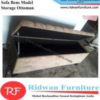 Sofa Kursi Bench, Puff, Minimalis Model Storage Ottoman