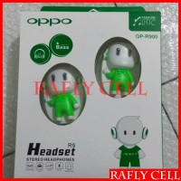 Headphone Oppo OP-R900 Headset Komputer Laptop HP Android Keyboard
