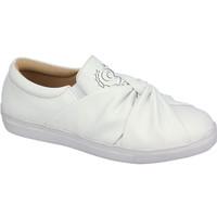 Sepatu Wanita Putih Trendy Casual Simple Raindoz