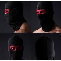 Masker Motor masker ninja / Balaclava Full Face Spandex