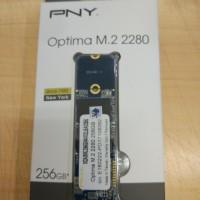 PNY 256GB SSD M.2-2280