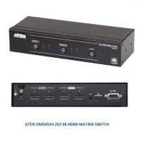 ATEN VM0202H 2X2 4K HDMI MATRIX SWITCH