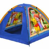 Tenda Anak Pooh Free Packing Dus+Plastik