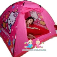 Tenda Anak Hello Kitty Free Packing Dus+Plastik