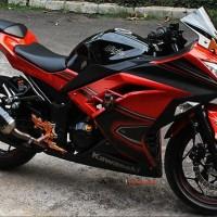 Nano Ceramic Coating Motor, Moge 250cc, Ninja 250, Xmax, R25, Cbr250
