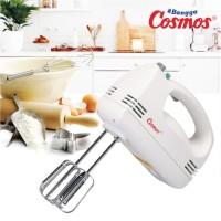 Promo Cosmos CM-1279 Hand Mixer 5 speed level CM1279