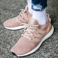 5d4bce505 Sneakers Adidas UltraBoost 4.0 SOFT PINK Sepatu Running Ultra Boost UA