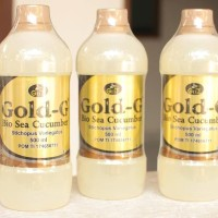 Jelly Gamat / Gold G Sea Cucumber Jely Original 500 ml (Herbal Alami)