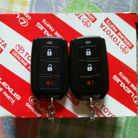 Remote Alarm Original Avanza Type G 2012-2015.