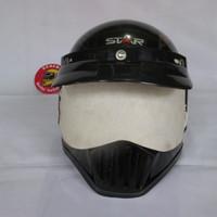helm cakil merk star bukan vigano DMI GAG kiwi simpson moto3 arai