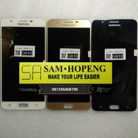 Samsung J7 Prime G610 LCD + Touchscreen Fullset Bisa Kontras