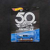 HOT WHEELS DATSUN BLUEBIRD 510 WAGON 50th FAVORITES