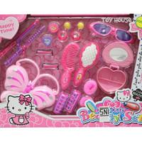Hello Kitty Beauty Set Mainan Kecantikan Anak Perempuan