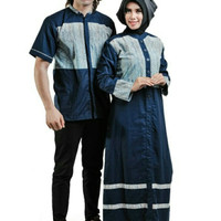 Spxx2.baju dress/gamis/koko couple.busana muslim/atasana pria/wanita