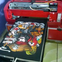 PRINTER DTG FAST JET ACC2 A3