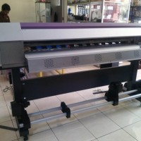 Jual Printer Indoor,Outdoor EcoSolvent 1.6 Meter SECOND