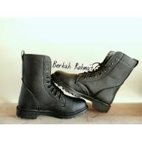 Jual Sepatu PdL Hansip Damkar POLRI TNI Sepatu Boot