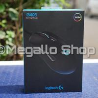 Logitech G403 Prodigy wired gaming mouse garansi resmi