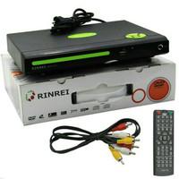 DVD RINREI OPTIK SAMSUNG DVD VCD CD MP3 MP4 PLAYER DVD KECIL AWET