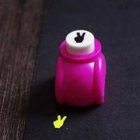 Paper Punch - Pembolong Kertas Uk. Small (S) NO.51-55