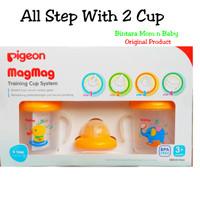 Pigeon magmag training cup system cangkir gelas minum mag mag