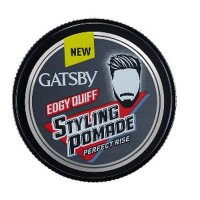 Minyak rambut Gatsby styling pomade 75 g edgy quiff per Murah