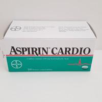 CARDIO ASPIRIN DIJUAL PER STRIP